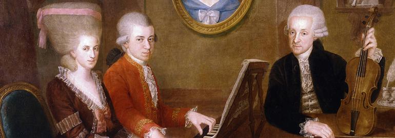 Mozart Konzertmeister
